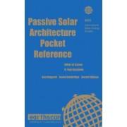 Passive Solar Architecture Pocket Reference by International Solar Energy Society (I.S.E.S.)