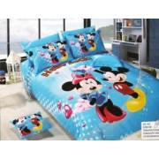 Lenjerie de pat dublu pentru copii