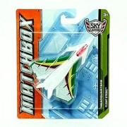 FLIGHT STRIKE MBX HEADQUARTERS Die-Cast 2012 MATCHBOX Sky Busters Series Airplane