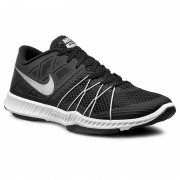 Pantofi NIKE - Zoom Train Incredibly Fast 844803 001 Black/Metallic Silver/Black