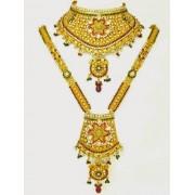 Polki Bridal Necklace Sets - 70245 (SD-12)