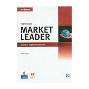 Market Leader. Intermediate. Business English Practice File with CD