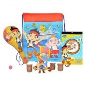 Disney Jake & The Neverland Pirates Party Pack Supplies Value Bundle of Party Favors Including Jake The Pirate Sling B