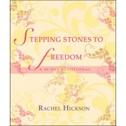 Stepping Stones to Freedom by Rachel Hickson