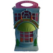 "Fisher Price Sweet Streets Toy Shop Workshop 9"" tall PLAYHOUSE ONLY"