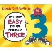 It's Not Easy Being Number Three by Drew Dernavich