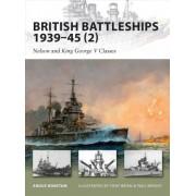 British Battleships 1939-45 (2): Vol. 2 by Angus Konstam