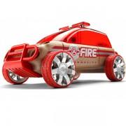Masinuta din lemn de pompieri Automoblox X9 Suv