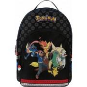 Rugzak Pokemon Evolution: 30x23x10 cm