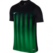 Nike Trikotsatz (10 Sets) STRIPED DIVISION II - black/pine green | Kur