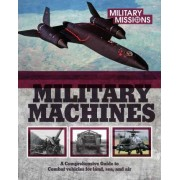 The Ultimate Book of Military Machines by Parragon Books Ltd