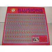 3-D Kangaroo Hidden Illusion Puzzle 550 Piece by Ceaco