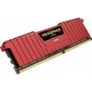 Memorie Corsair Vengeance LPX 8GB 2 x 4GB DDR4 3866MHz CL18 Red