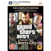 GTA 4 Grand Theft Auto IV The Complete Edition PC