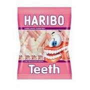 Bomboane Haribo -Teeth - 100g