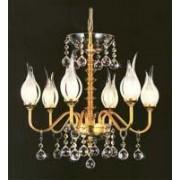 Modern crystal chandelier 7030 06/16-701S