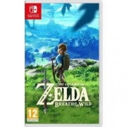 Joc Legend Of Zelda Breath Of The Wild pentru Nintendo Switch