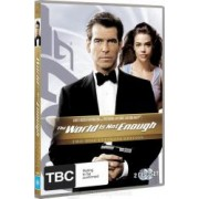 THE WORLD IS NOT ENOUGH SE BOND COLLECTION DVD 1999
