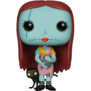 Figurine L´étrange Noël de Mr. Jack POP! Vinyl Nightshade Sally 10 cm