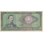 Bancnota 50 lei 1966