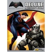 DC Comics Batman vs Superman - Dawn of Justice Deluxe Activity Book