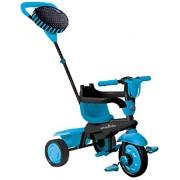 Smart Trike 675-2900 - Triciclo per bambini, colore: Nero/Blu