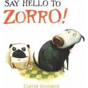 Say Hello to Zorro! by Carter Goodrich