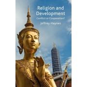 Religion and Development by Jeff Haynes