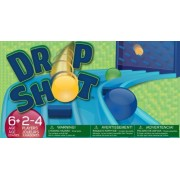 Drop Shot Board Game - It's a Race to The Top But Beware of The Drop by PlaSmart