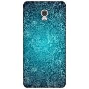 The Racoon Grip Snowflake hard plastic printed back case / cover for Lenovo Vibe P1