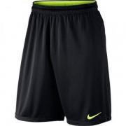 Nike Academy Shorts BLK/VOLT - Large