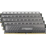 Ballistix Tactical 32 Go Kit (8 Gox4) DDR4 3000 MT/s (PC4-24000) DIMM 288-Pin Memory - BLT4C8G4D30AETA