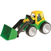 Gowi Toys Austria Gt561 12 5 In. Tractor With Shovel