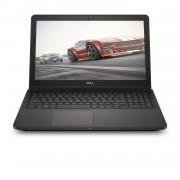 "Notebook Dell Inspiron 7559, 15.6"" Ultra HD Touch, Intel Core i7-6700HQ, GTX960M-4GB, RAM 16GB, HDD 1TB + SSD 128GB, Linux, Negru"