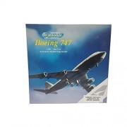 Schabak Boeing 747-400 Diecast 1:250 Scale Accurately Detailed Supermodel SCH85028 Qantas Airplane Replica
