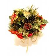 Suport pentru lumanare cu ornamente