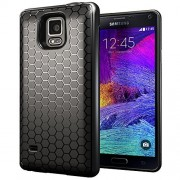Samsung Galaxy Note 4 Extended Battery Case. Hyperion Samsung Galaxy Note 4 Extended Battery HoneyComb TPU Case...
