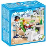 PLAYMOBIL - DENTIST CU PACIENT (PM6662)