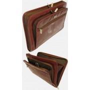 Babila Leather Folio 4941li - Brown