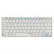 Tastatura bluetooth E6100 Rapoo, Alb