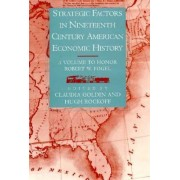 Strategic Factors in Nineteenth Century American Economic History by Claudia Dale Goldin