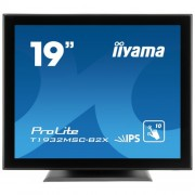Monitor touchscreen iiyama ProLite T1932MSC, 19'', Projected Capacitive, 10 TP, negru