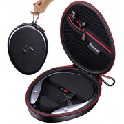 Smatree Bluetooth Headphone Power-Case S100 PU Leather Compact case with Built-in power bank for LG Electronics Tone+ HBS-700W/HBS-730/HBS-750/HBS-760/HBS-800/HBS-900 Bluetooth headphones