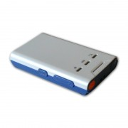 Localizzatore Personal Gps LBS, GSM quadriband, Interfaccia web da cellulare