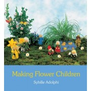 Making Flower Children by Sybille Adolphi