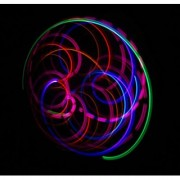 SpyroSpasm - Orbital Rave Light Toy - LED Orbit Spinning Light Show by Rob's Super Happy Fun Store