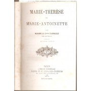 Marie-Therese Et Marie-Antoinette