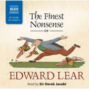The Finest Nonsense of Edward Lear by Edward Lear