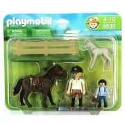 Playmobil 5935 Horse & Foal Large Set