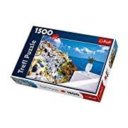 Trefl Puzzle Santorini Greece (1500 Pieces)